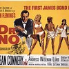 Released in 1962, the first of the continuous Bond franchise.