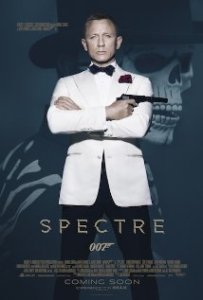 Spectre has gadgets, violence, and plot twists.