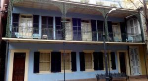 Jean Lafitt House