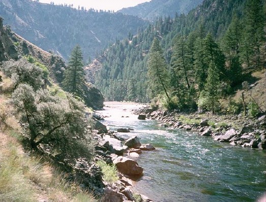 Frank Church Wilderness