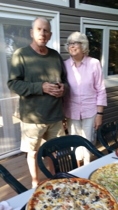 Jack and Teri in Wyoming